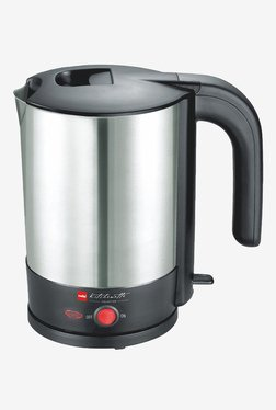 Cello Brew-N-Boil 1.5 Litre Tea Maker (Silver)