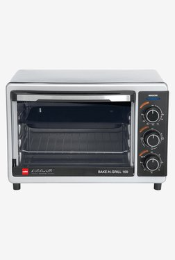 Cello 20L Bake N Grill 100 Oven Toaster Griller (Silver)
