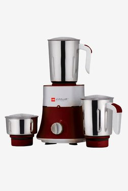 Cello 750W Grind-N-Mix 700 Mixer Grinder (Maroon & White)
