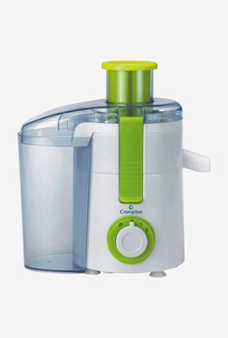 Crompton ACGJE-JES3G-I Juicer Extractor (White & Green)
