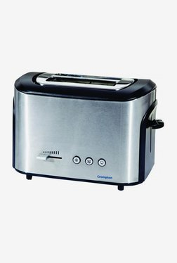 Crompton Entice 2 Slice Pop Up Toaster (Silver)