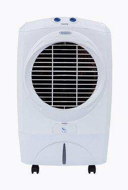 Symphony SIESTA 45 Litres Desert Air Cooler (White)
