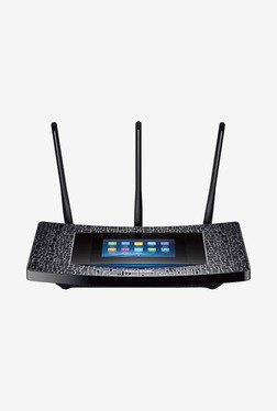 TP-Link Touch P5 AC1900 Wi-Fi Gigabit Router (Black)