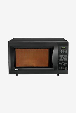 LG MC-2844EB 28 L Convection Microwave Oven (Black)