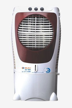 Bajaj DC 2015 Icon 43 Litres Air Cooler (White)