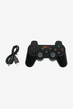 Red Gear PS3 RG Bluetooth Controller (Black)