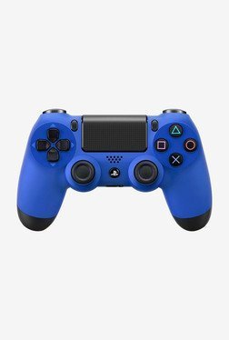 Sony Dual Shock 4 Wired Controller (Blue)