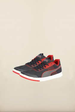 Puma Red Bull Black & Red Sneakers