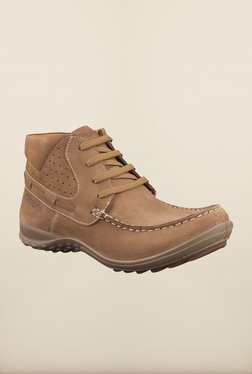 Woodland Peanut Chukka Boots