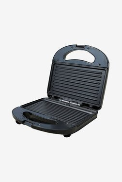 Mellerware ST02 750 Watt Sandwich Toaster (Black)
