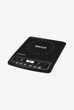 Inalsa Eeco Cook 2000 Watts Induction Cooktop Black