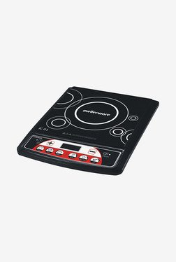 Mellerware IC01 1500 Watts Induction Cooktop (Black)
