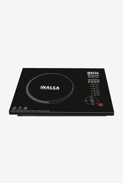 Inalsa Supreme 2000 Watts Induction Cooktop Black