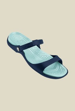 68748d5c9 Crocs Cleo Coffee Sandals for women - Get stylish shoes for Every ...