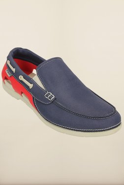 9f7d925198d14 Crocs Beach Line Navy Blue Loafers for men price - Best buy price in ...