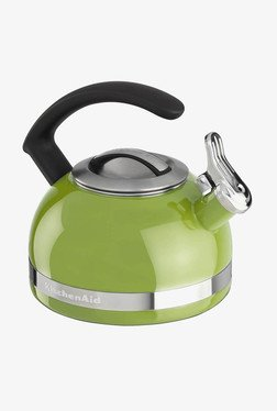 KitchenAid 2.0-Quart Kettle With C Handle Sunkissed Lime