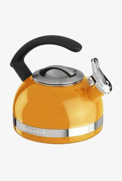 KitchenAid 2.0-Quart Kettle With C Handle Manndarin Orange