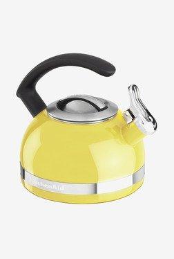 KitchenAid 2.0-Quart Kettle With C Handle Citrus Sunrise