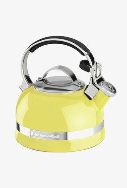 KitchenAid 2.0-Quart Kettle With Full Handle Citrus Sunrise