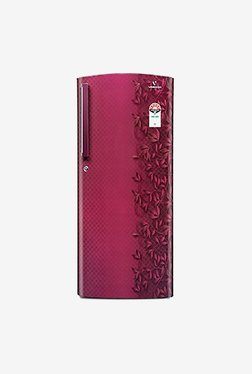 Videocon VZ205PTDR 190 L Single Door Refrigerator (Red)