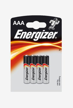 Energizer 1200mAh Alkaline Battery White (Pack Of 4)