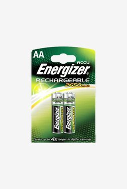 Energizer AA HR6 2650mAh Li-Ion Battery Black (Pack Of 2)