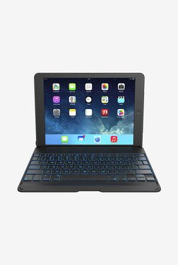 Zagg Folio Case with Keyboard for iPad Air (Black)