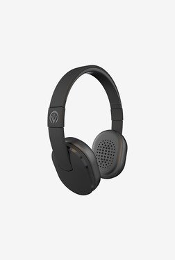 iFrogz Audio Chromatix Headphones with Mic (Black)
