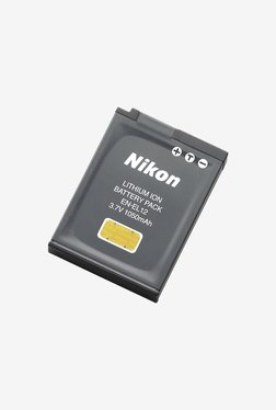 Nikon EN-EL 12 Rechargeable Li-ion Battery (Black)