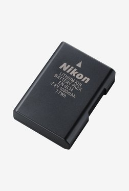 Nikon EN-EL 14 Rechargeable Li-ion Battery (Black)