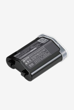 Nikon EN-EL 4a Rechargeable Li-ion Battery (Black)