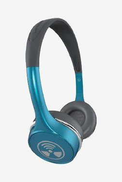 iFrogz Audio Ear Pollution Toxix Plus Headphones (Turquoise)