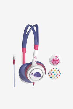 iFrogz Audio Little Rockers Headphones (Pink & Purple)