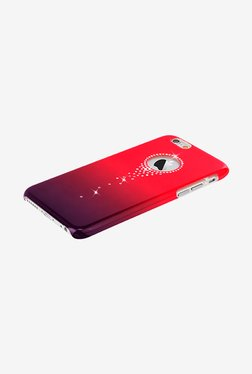 X-fitted Stars Fall P6TS (R) iPhone 6/6s Case Red