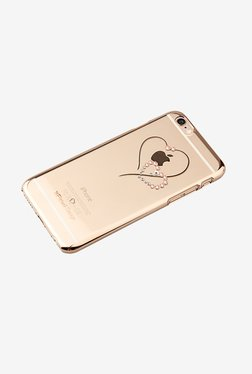 X-fitted Icon Pro Telesthesia P6DX(G) iPhone 6/6s Case Gold