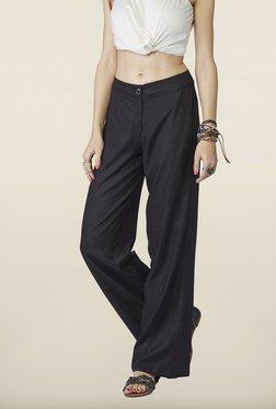 Global Desi Black Black Trousers