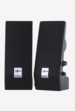 Zebronics Soul S350 Computer Speakers Black