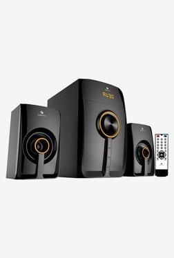 Zebronics Sw3530rucf Computer Speakers Black