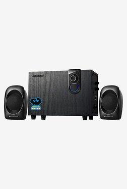 Zebronics Sw2492rucf Computer Speakers Black