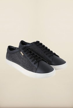 US Polo Assn. Black Casual Sneakers
