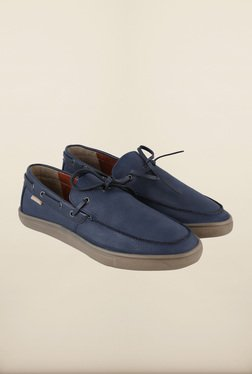 US Polo Assn. Navy Slip-Ons Shoes