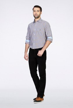 University Of Oxford Black Casual Trousers