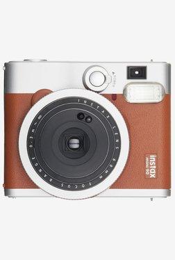 Fujifilm INSTAX MINI 90 Instant Camera Brown