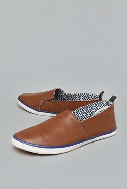 Nuon Brown Loafers