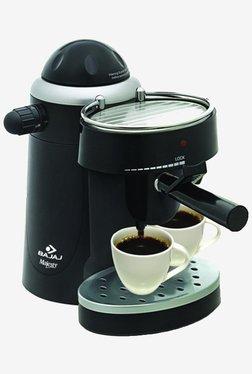 Bajaj Majesty CEX11 Steam & Espresso Maker Black
