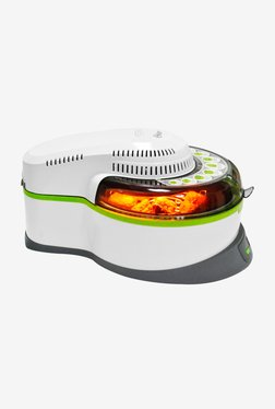 Oster CKSTHF Halo Air Fryer White & Green