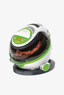 Oster CKSTHF2 Halo Air Fryer White & Green
