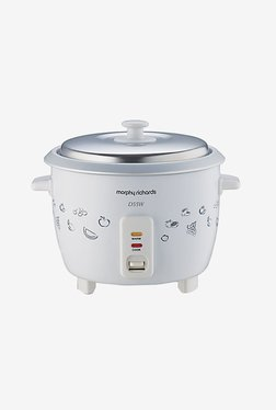 Morphy Richards D55W 1.5 Ltr Electric Rice Cooker (White)