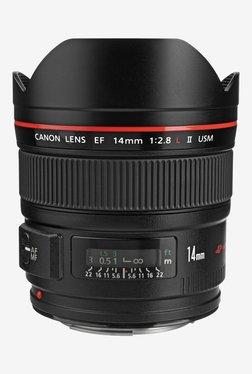 Canon EF 14mm f/2.8L II USM Lens Black