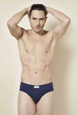 Tuna London Navy Solid Brief